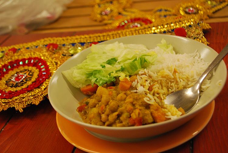 C.A.F.E food Sunshine International Arts